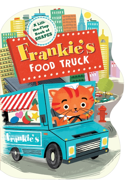 Frankie's Food Truck by Educational Insights