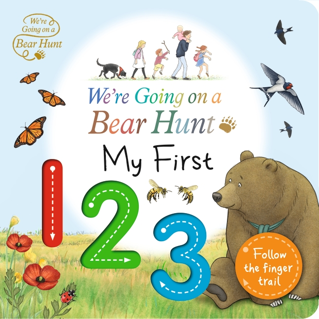 We're Going on a Bear Hunt: My First 123 by Bear Hunt Films Ltd.