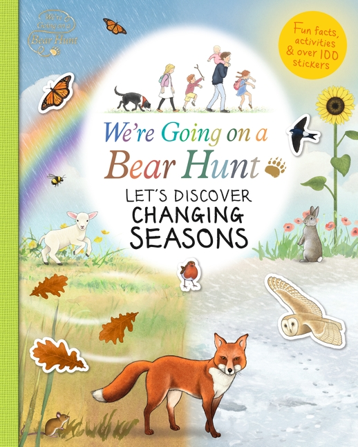 We're Going on a Bear Hunt: Let's Discover Changing Seasons by Various