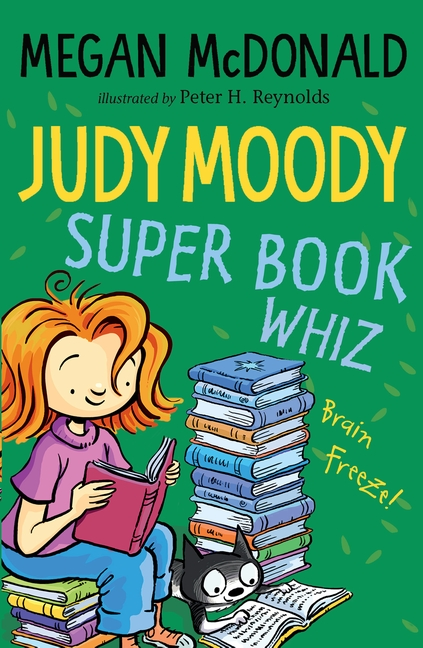 Judy Moody, Super Book Whiz by Megan McDonald