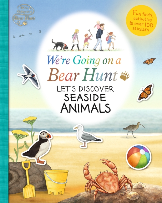 We're Going on a Bear Hunt: Let's Discover Seaside Animals by Various