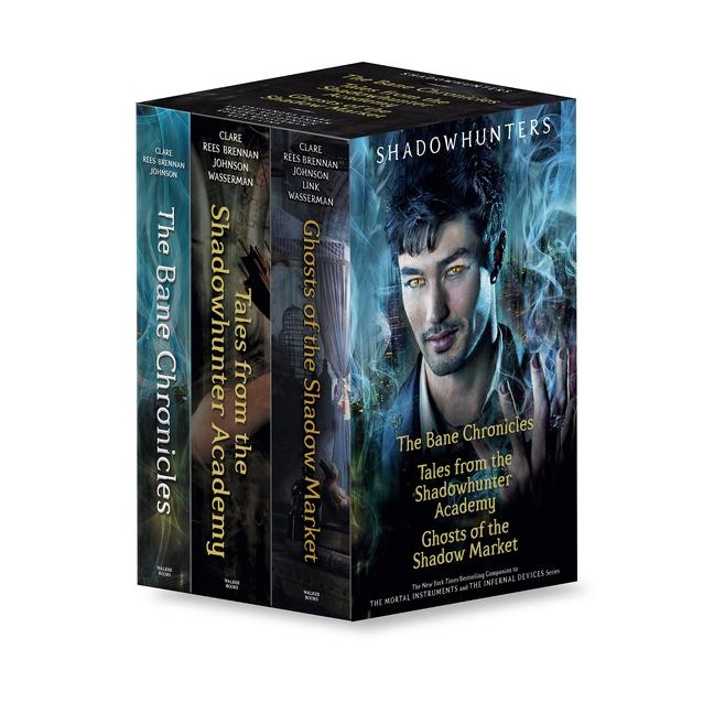 The Shadowhunters Slipcase by Cassandra Clare