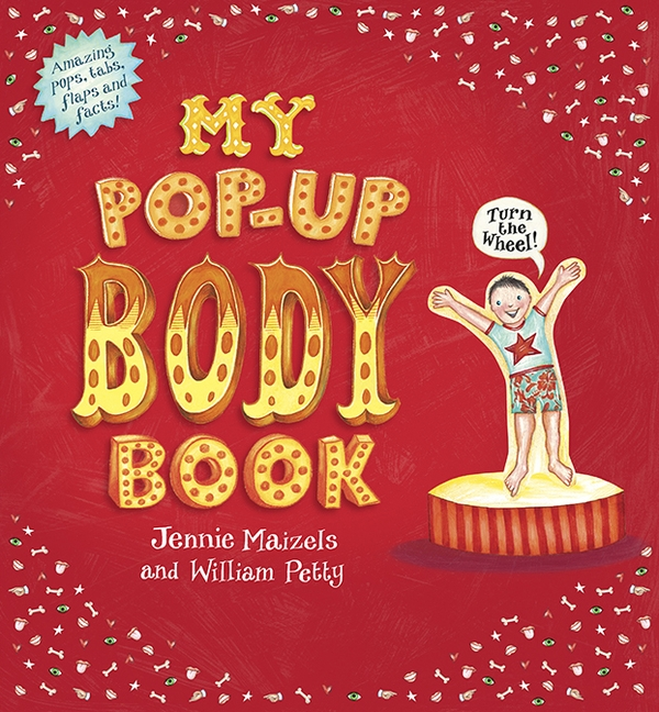 My Pop-Up Body Book by Will Petty