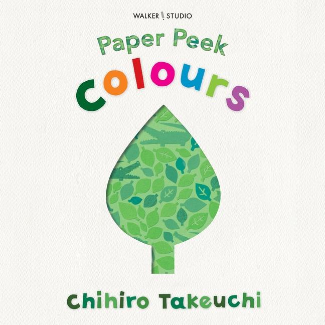 Paper Peek: Colours by Chihiro Takeuchi