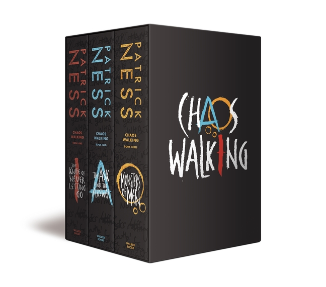 Chaos Walking Boxed Set by Patrick Ness