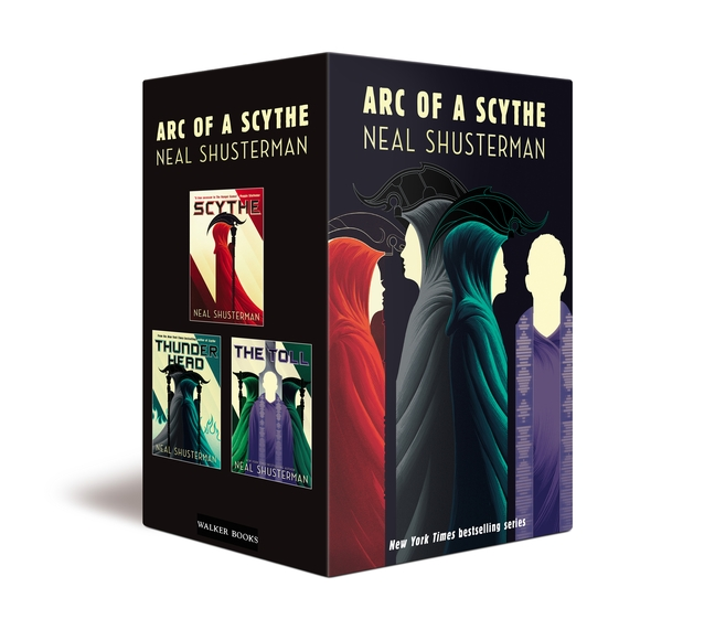 Arc of a Scythe Boxed Set by Neal Shusterman