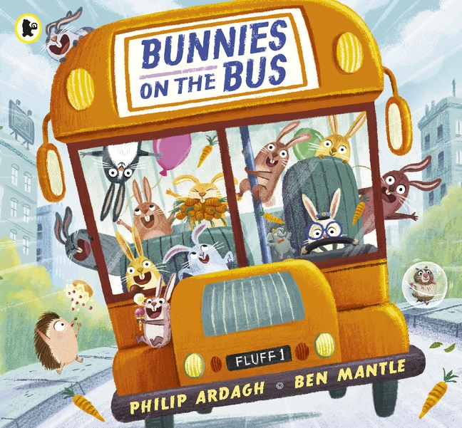 Bunnies on the Bus by Philip Ardagh