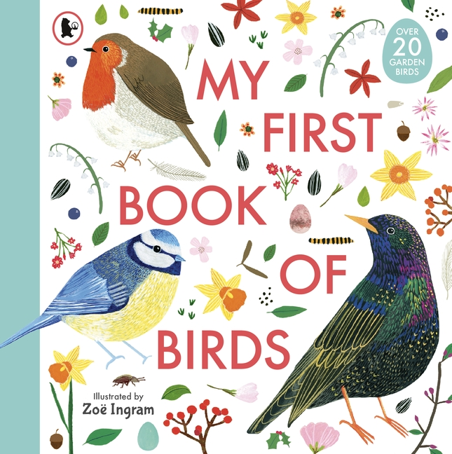 My First Book of Birds by