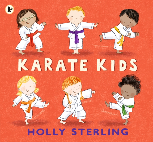 Karate Kids by Holly Sterling