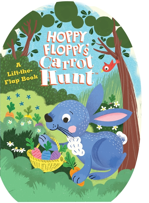 Hoppy Floppy's Carrot Hunt by Educational Insights