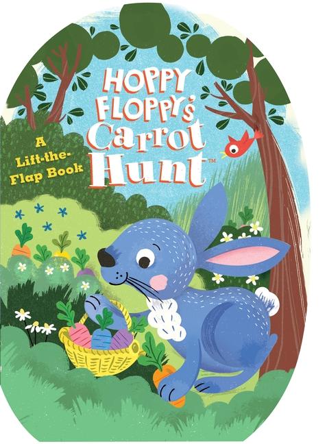 Hoppy Floppy's Carrot Hunt by Educational Insights