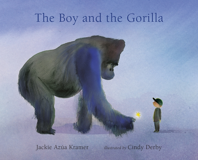 The Boy and the Gorilla by Jackie Azúa Kramer