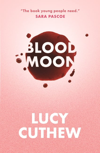 Blood Moon by Lucy Cuthew