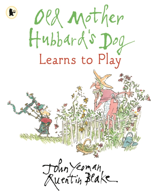 Old Mother Hubbard's Dog Learns to Play by John Yeoman