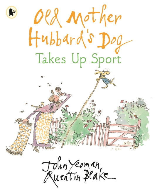 Old Mother Hubbard's Dog Takes Up Sport by John Yeoman