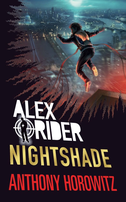 Nightshade by Anthony Horowitz