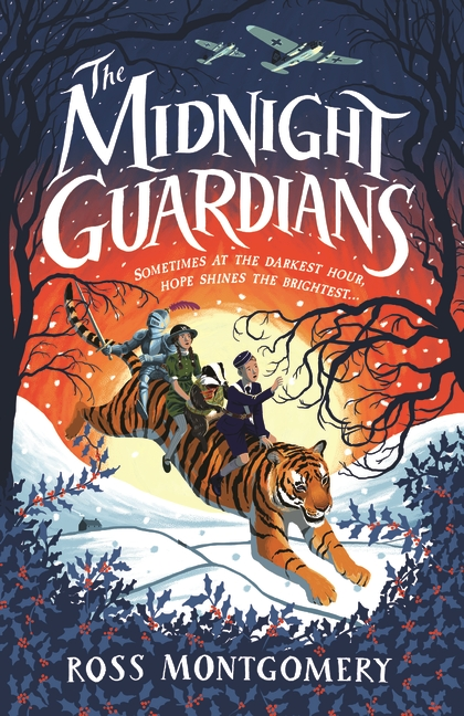The Midnight Guardians by Ross Montgomery