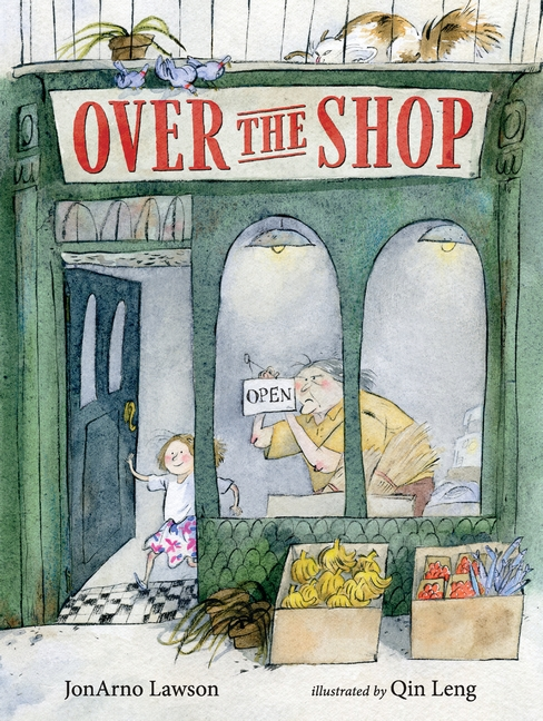 Over the Shop by JonArno Lawson