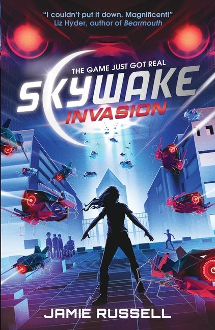 SkyWake Invasion by Jamie Russell