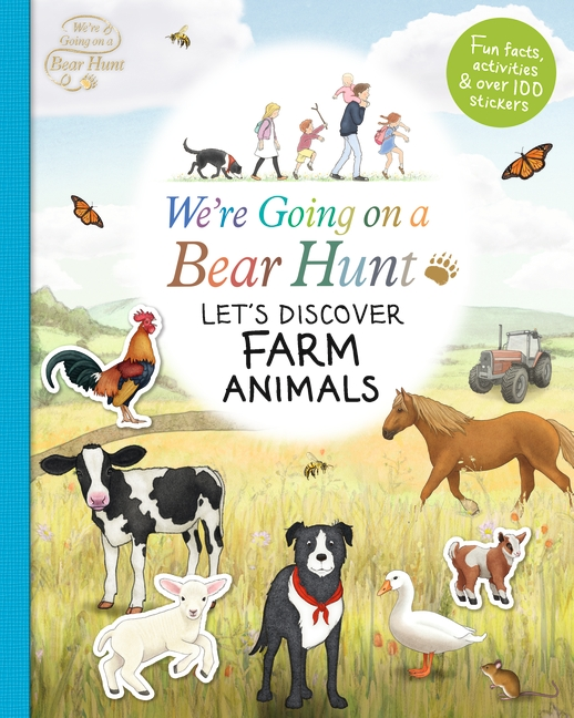 We're Going on a Bear Hunt: Let's Discover Farm Animals by