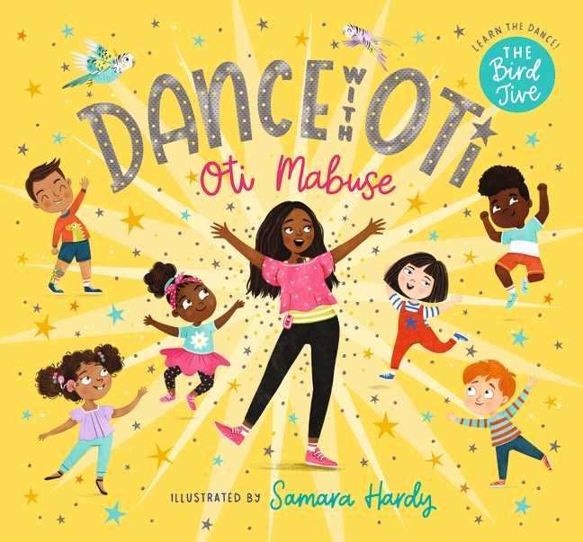 Dance with Oti by Oti Mabuse
