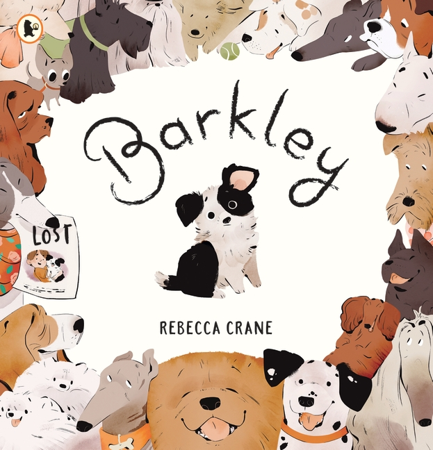 Barkley by Rebecca Crane