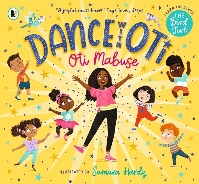 Dance with Oti: The Bird Jive by Oti Mabuse