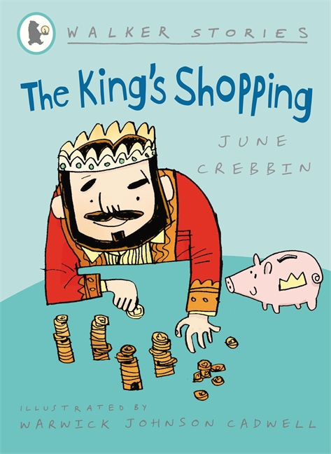 The King's Shopping by June Crebbin