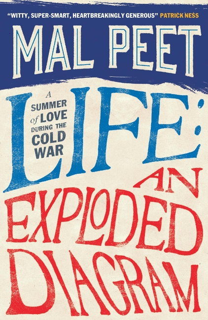 Life: An Exploded Diagram by Mal Peet