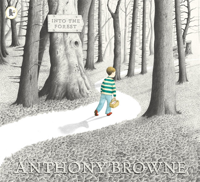 into the forest by anthony browne powerpoint