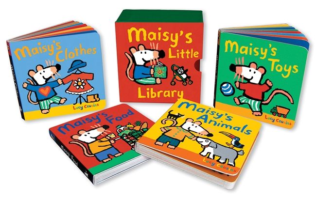 Maisy's Little Library by Lucy Cousins