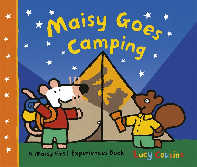 Maisy Goes Camping 9781844287116 on How To Write A Book And Get It Published
