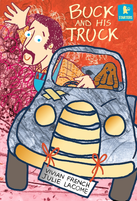 Buck and His Truck by Vivian French